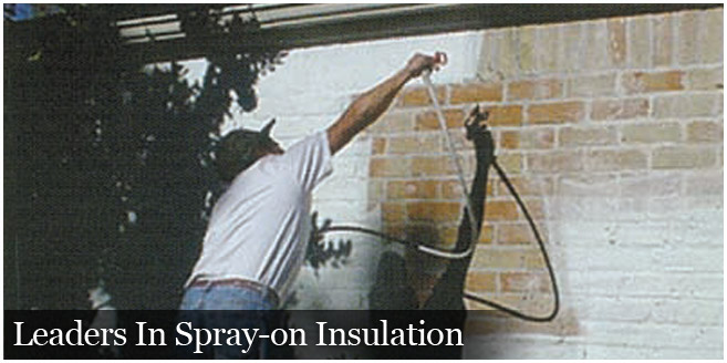 Spray Wall Insulation